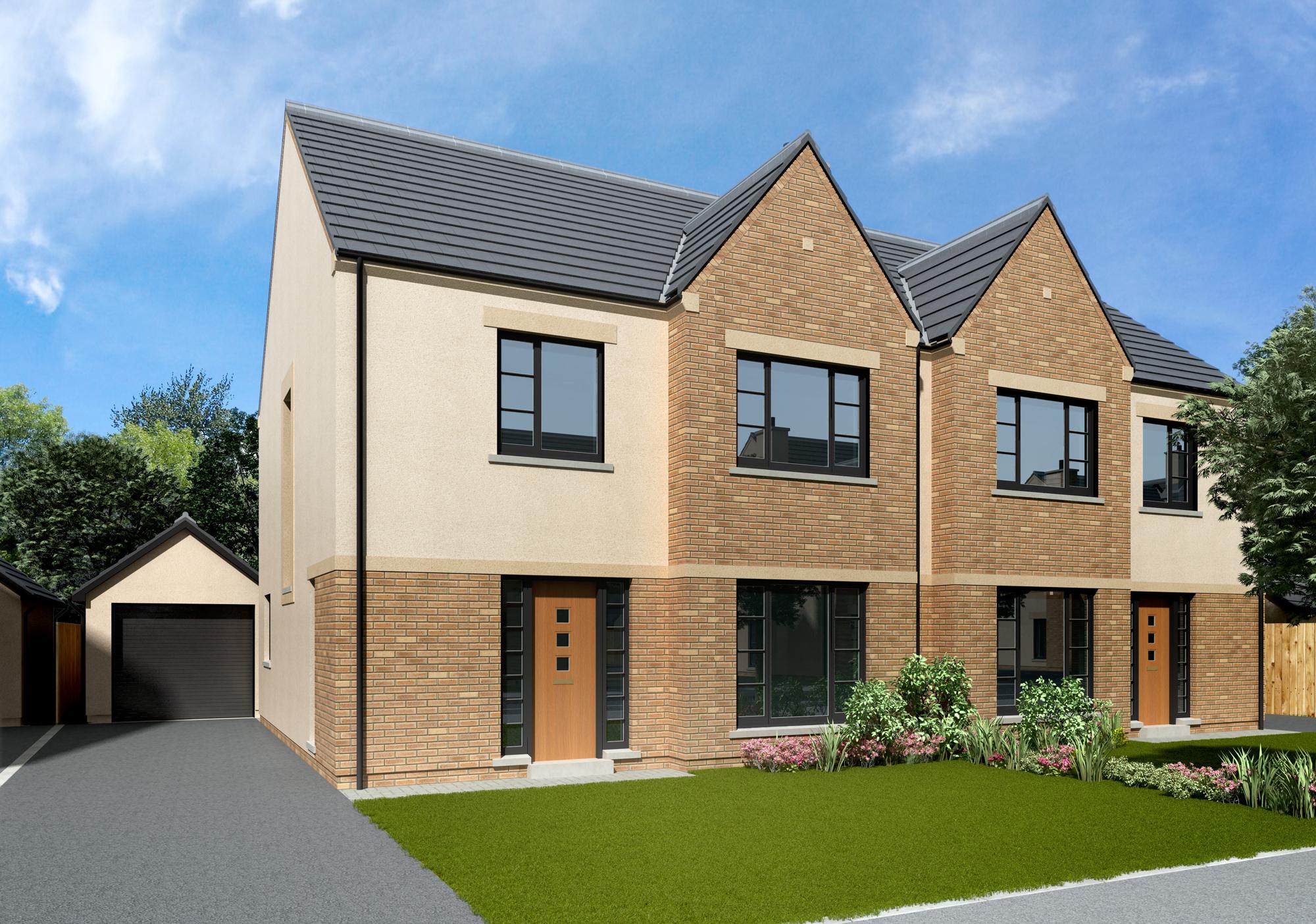 Bishops Green Banbridge Lotus Homes