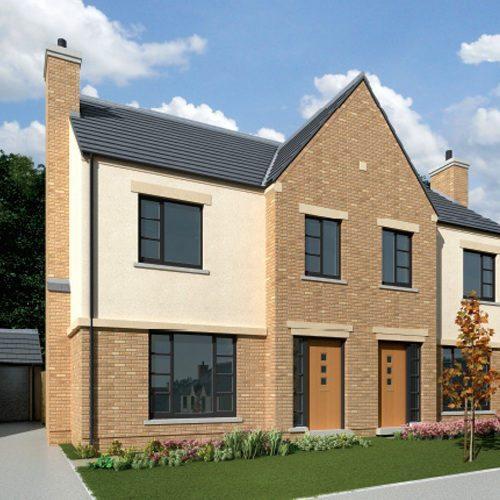 Hillcrest Apartments: Hillcrest Village, Newry